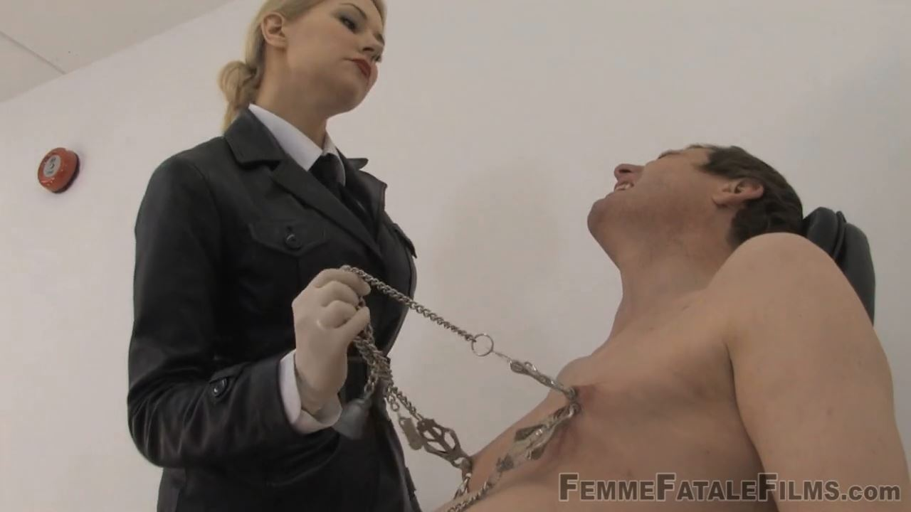 Mistress Eleise de Lacy In Scene: Experimentation - FEMME FATALE FILMS - HD/720p/MP4
