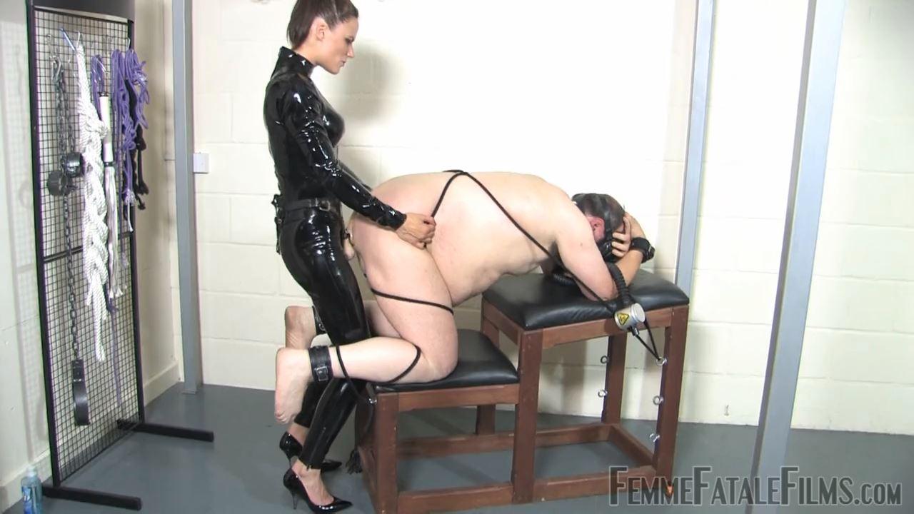 Mistress Krush In Scene: Anal Fuck Slut - FEMME FATALE FILMS - HD/720p/MP4