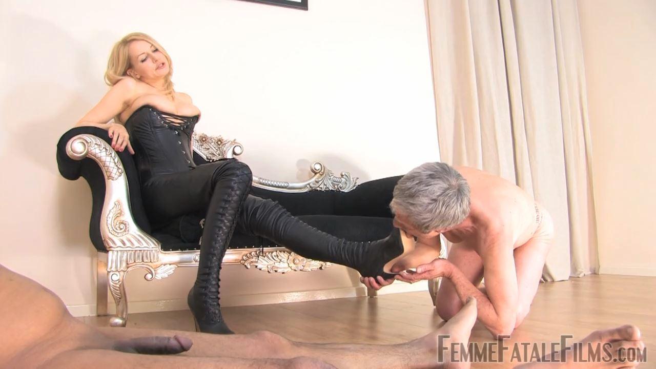 Featuring Mistress Eleise de Lacy In Scene: Best Boot Forward - FEMME FATALE FILMS - HD/720p/MP4