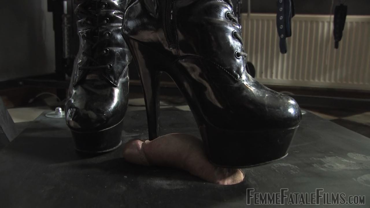 Featuring Mistress Athena In Scene: Cock Stand - FEMME FATALE FILMS - HD/720p/MP4