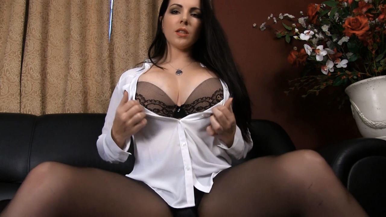 Goddess Alexandra Snow In Scene: Jerk Away Your Life - DOMINA SNOW - HD/720p/MP4