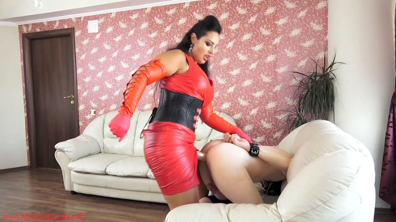 Mistress Ezada In Scene: So much better as My bitch - MISTRESS EZADA SINN - HD/720p/MP4
