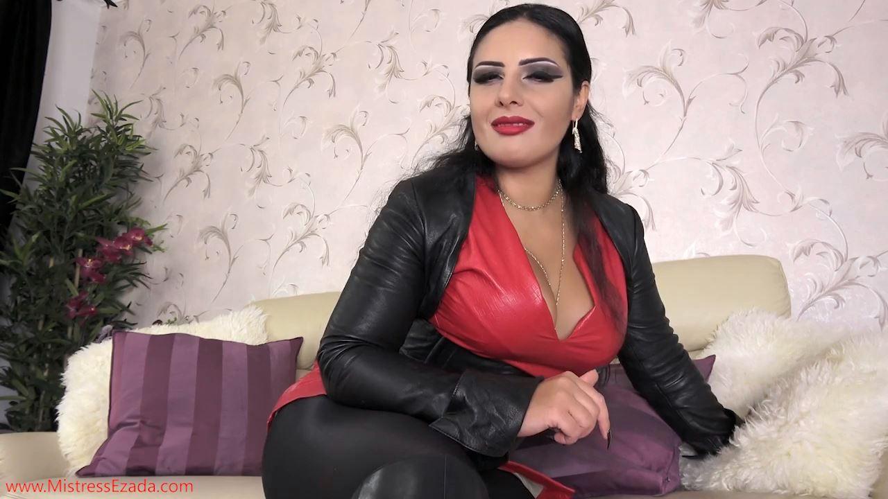 Mistress Ezada In Scene: You're not a man, you're a sissy cuckold - MISTRESS EZADA SINN - HD/720p/MP4