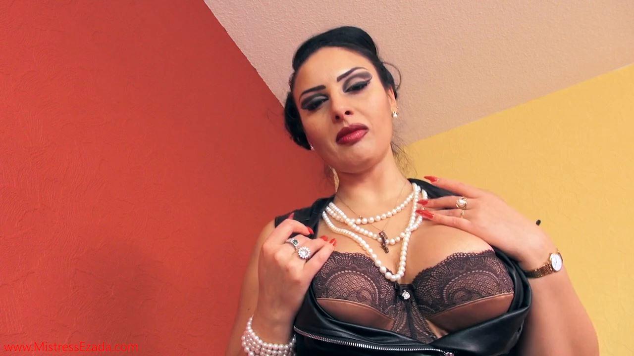 Mistress Ezada In Scene: Rub your sissy clitty for Me - MISTRESS EZADA SINN - HD/720p/MP4