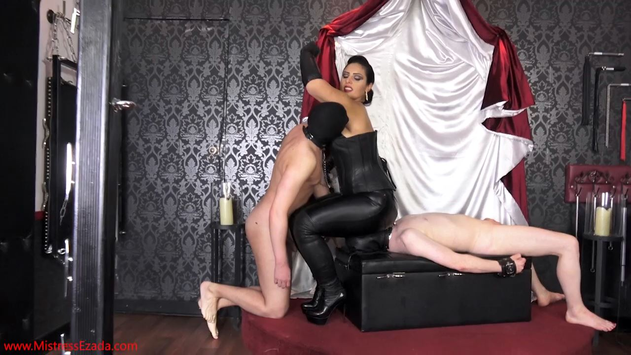 Mistress Ezada In Scene: Slaves are objects for Me to use - MISTRESS EZADA SINN - HD/720p/MP4