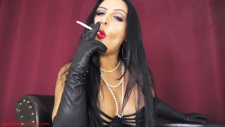 Slow motion smoking - MISTRESS EZADA SINN - SD/406p/MP4