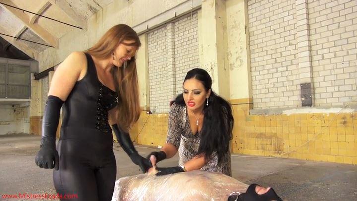 Mistress Ezada In Scene: Impotent premature ejaculator verbal humiliation - MISTRESS EZADA SINN - SD/406p/MP4