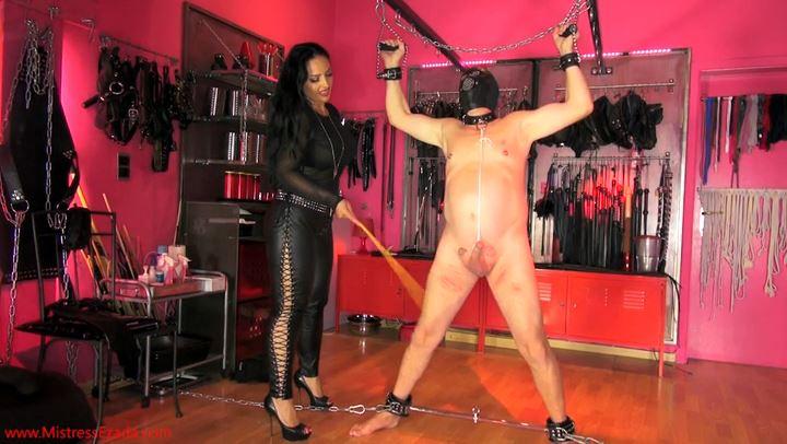 Mistress Ezada In Scene: Why should I cane his ass - MISTRESS EZADA SINN - SD/406p/MP4