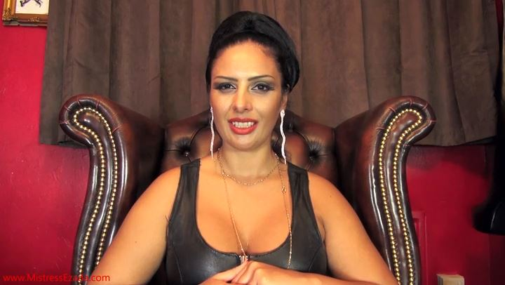Mistress Ezada In Scene: I am your biggest fetish - MISTRESS EZADA SINN - SD/406p/MP4
