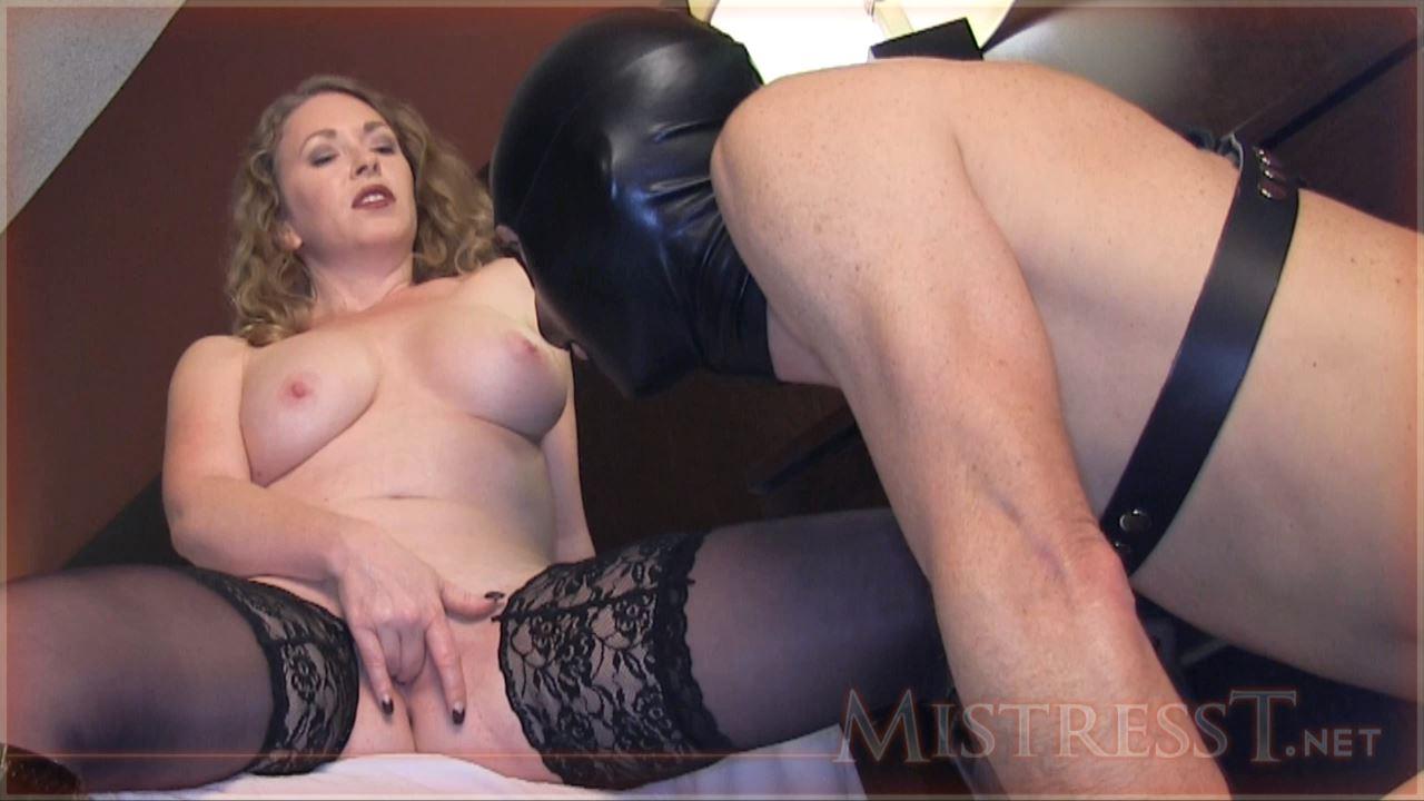 Mistress T In Scene: Lick Man Ass, Suck Cock & Eat Cum to Taste My Pussy - MISTRESST - HD/720p/MP4