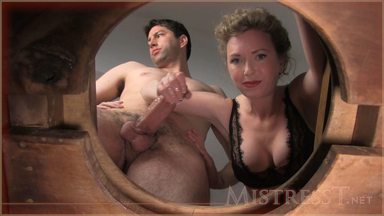 Mistress T In Scene: Cuckold Toilets Life - MISTRESST - HD/720p/MP4