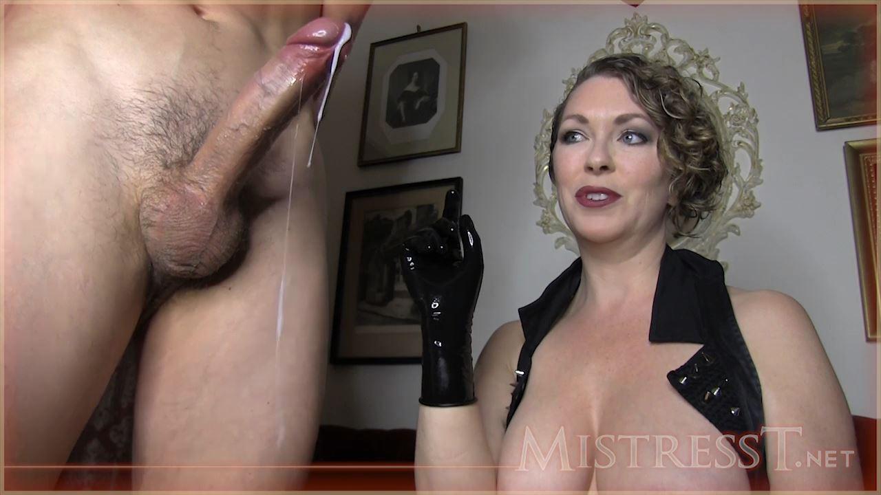 Mistress T In Scene: Cocksucking Mind Fuck Stop & Go Game - MISTRESST - HD/720p/MP4
