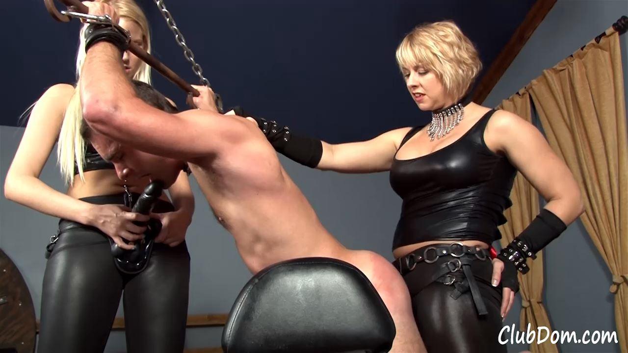 Goddess Brianna, Vanessa Cage In Scene: Small Dicked Fuckhole - CLUBDOM / RUTHLESSVIXEN - HD/720p/MP4