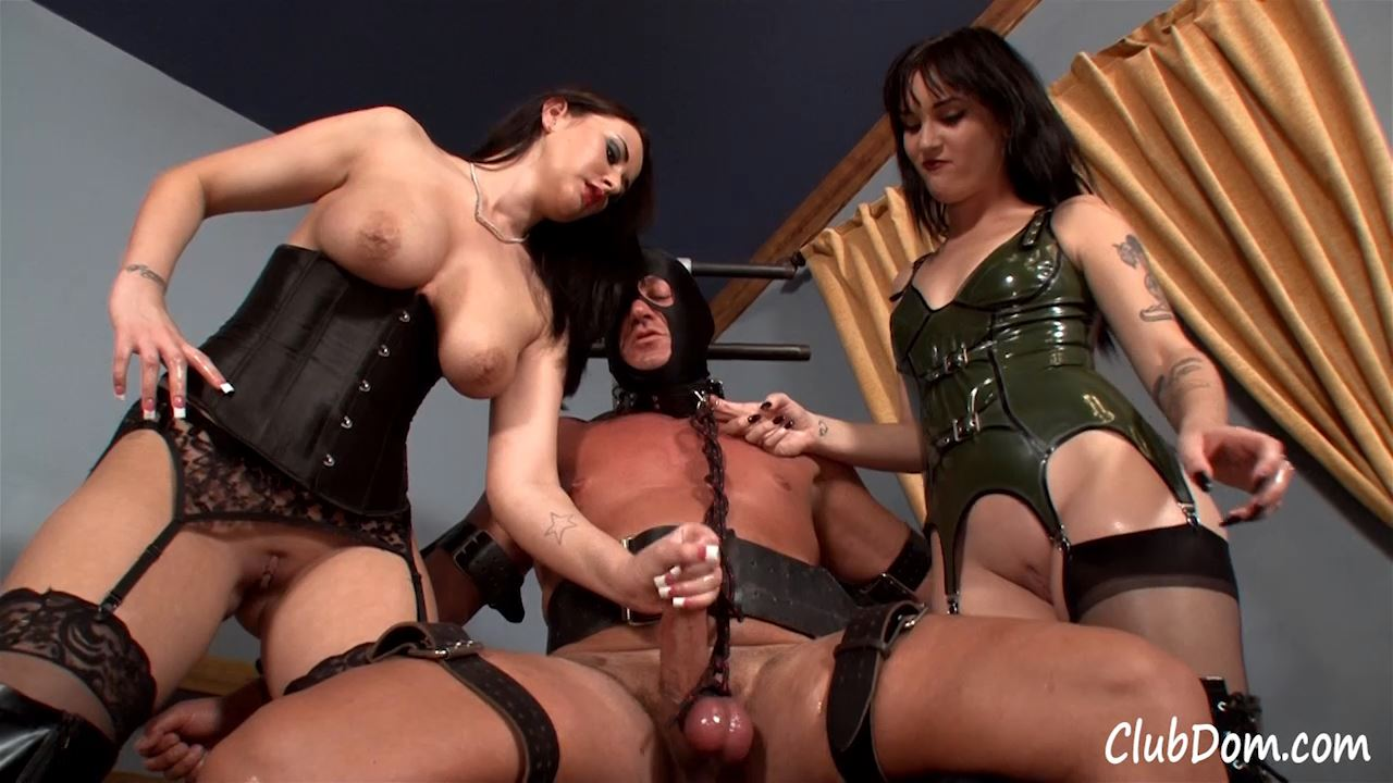 Alexis Grace, Elena Sin In Scene: The Last Ride (Handjob) - CLUBDOM / RUTHLESSVIXEN - HD/720p/MP4