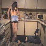 Flip flop head stomp – UK STOMP / TRAMPLE ANGEL – SD/480p/MP4
