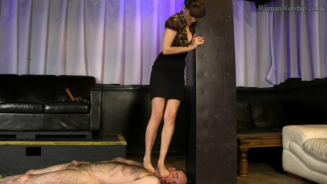 Goddess Kelly Feb 2nd Part 4 - WOMANWORSHIP - HD/720p/MP4