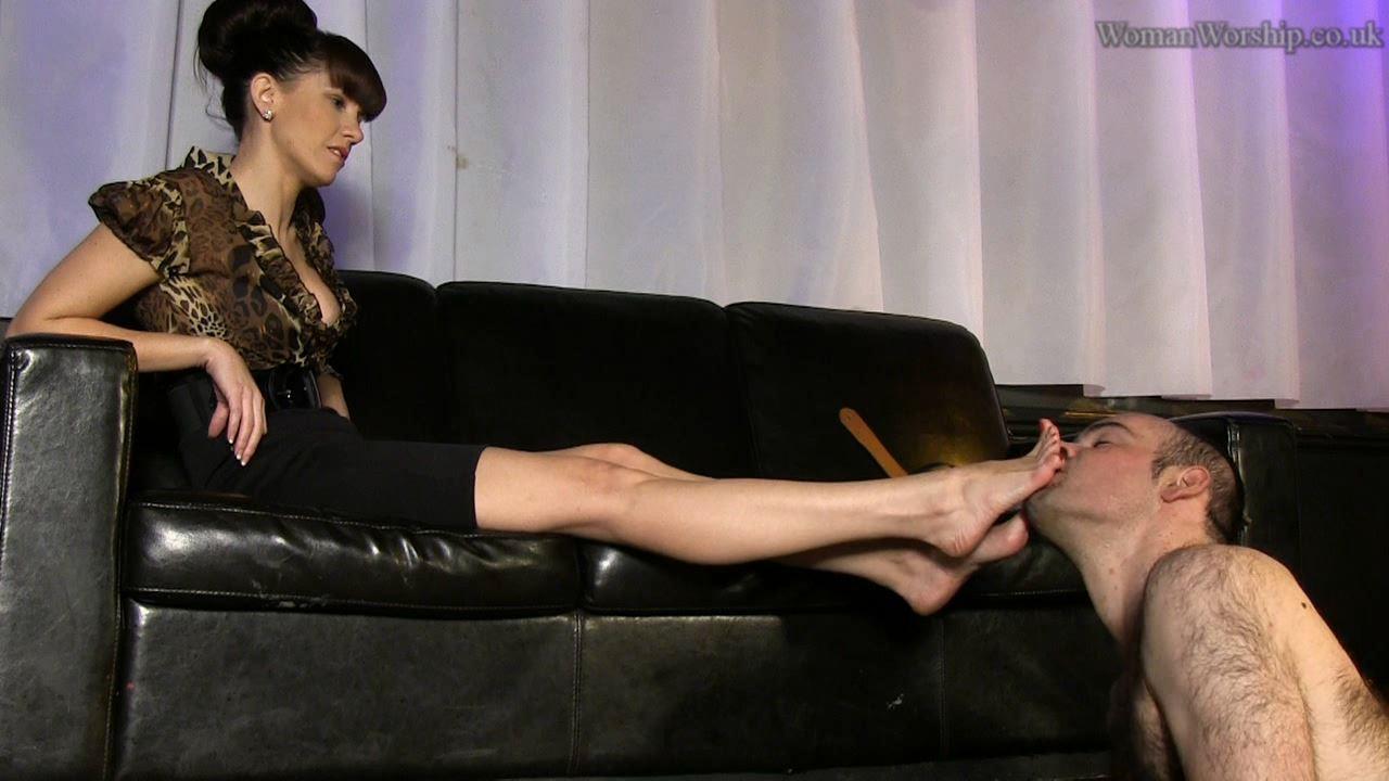 Goddess Kelly Feb 2nd Part 5 - WOMANWORSHIP - HD/720p/MP4