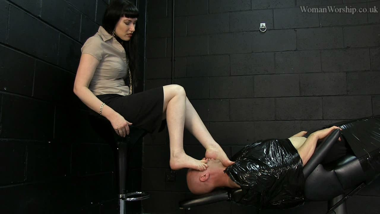 Goddess Cleo Sept 14 Part 1 - WOMANWORSHIP - HD/720p/MP4