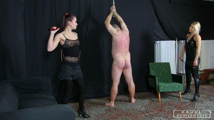 Lady Zita, Lady Anette In Scene: Sadistic games Part 2 - CRUEL PUNISHMENTS - SEVERE FEMDOM - SD/404p/MP4