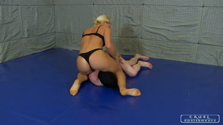 Lady Zita In Scene: Wrestling with Zita - CRUEL PUNISHMENTS - SEVERE FEMDOM - SD/404p/MP4