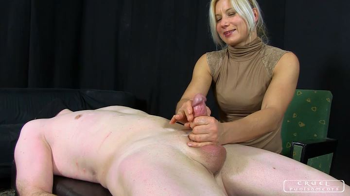 Lady Zita In Scene: Breaking the slave Part 3 - CRUEL PUNISHMENTS - SEVERE FEMDOM - SD/404p/MP4