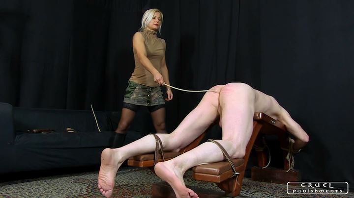 Lady Zita In Scene: Breaking the slave Part 1 - CRUEL PUNISHMENTS - SEVERE FEMDOM - SD/404p/MP4