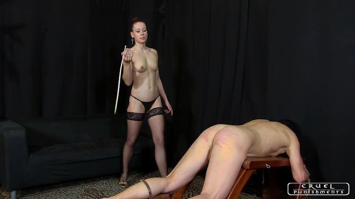 Lady Anette In Scene: Various spanking Part 1 - CRUEL PUNISHMENTS - SEVERE FEMDOM - SD/404p/MP4