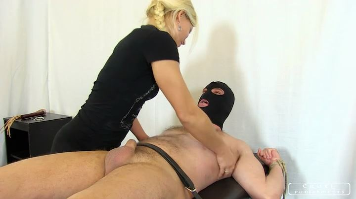 Lady Zita In Scene: Tickled merciless - CRUEL PUNISHMENTS - SEVERE FEMDOM - SD/404p/MP4