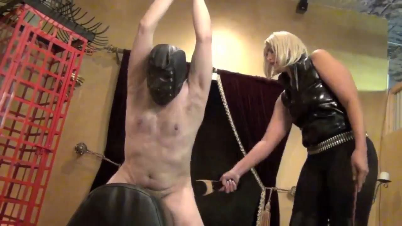 Lady Towers In Scene: THE BIG SHOW PART 2 - DOMNATION - HD/720p/MP4