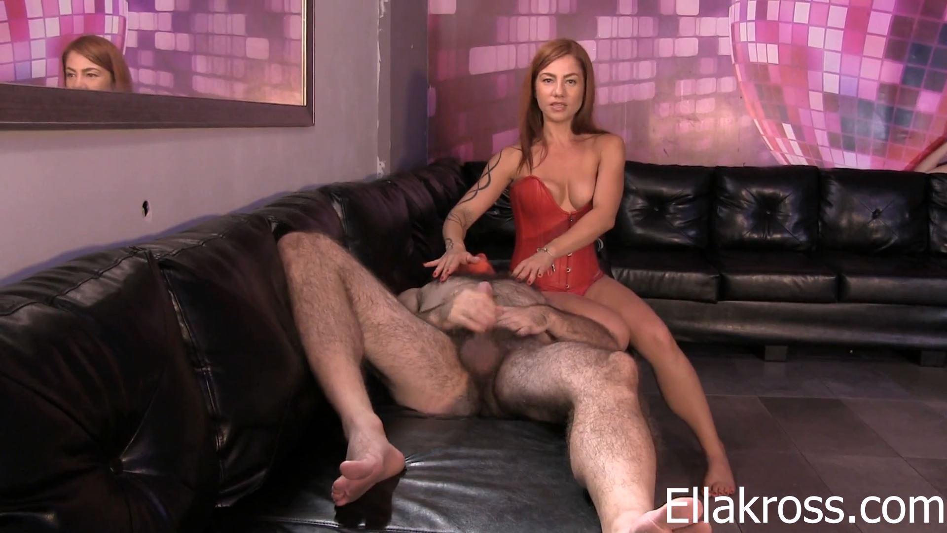 Girls Make Guys Eat Cum