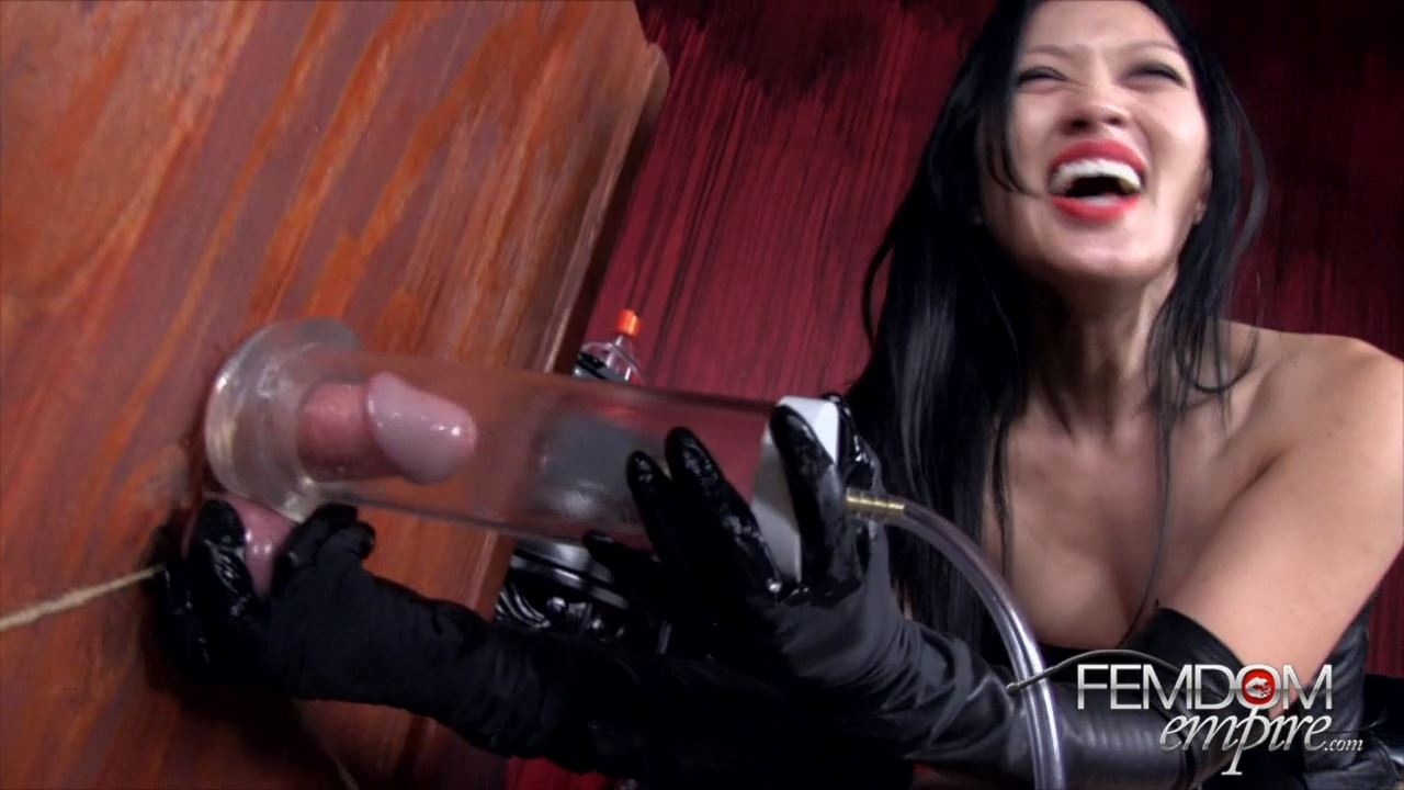 Goddess Miki In Scene: At My Mercy - FEMDOMEMPIRE - HD/720p/MP4