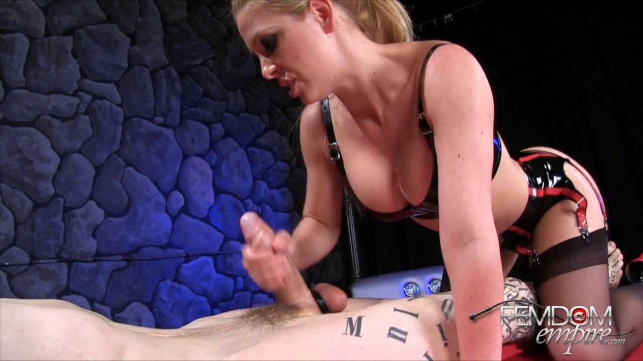 Cherie Deville In Scene: The Ultimatum - FEMDOMEMPIRE - HD/720p/MP4