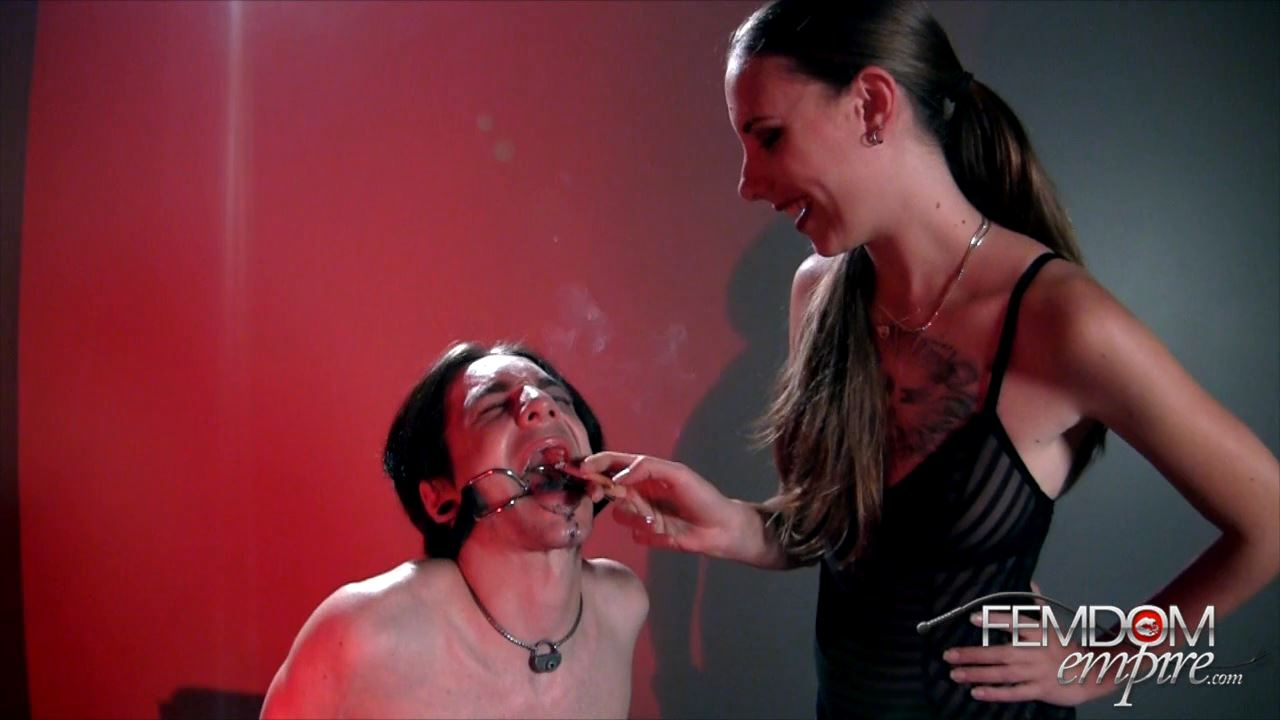 Mona Rogers In Scene: Eat My Ashes - FEMDOMEMPIRE - HD/720p/MP4
