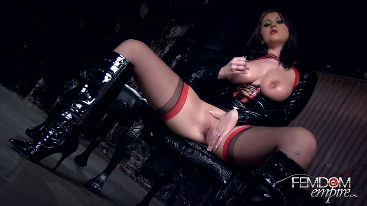 Alexis Grace In Scene: Cock Drained - FEMDOMEMPIRE - HD/720p/MP4