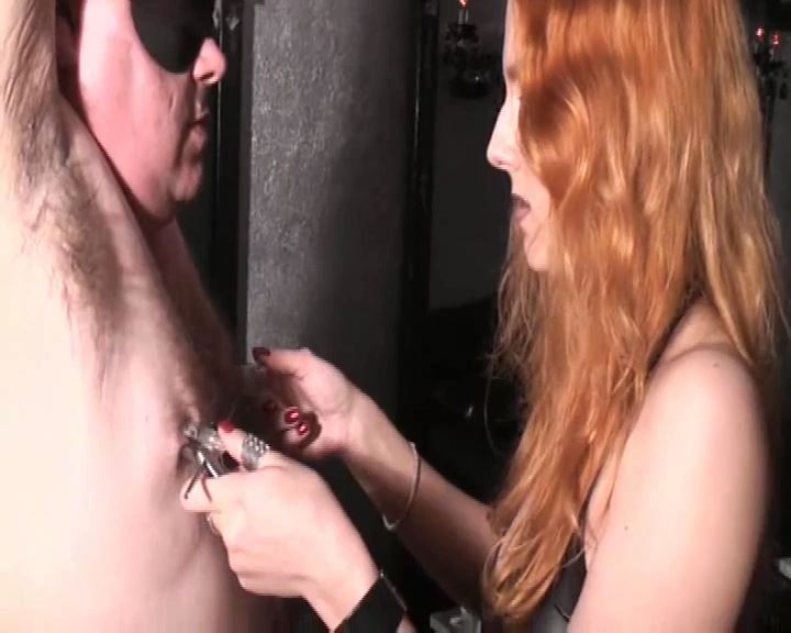 Lady Medusa In Scene: Obsessive Depilation - DEUTSCHE DOMINAS / GERMANY FEMDOM - SD/576p/MP4