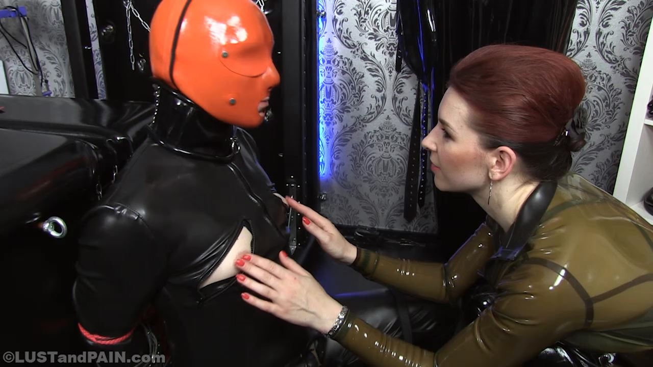 Lady Destiny Van Dawn In Scene: Lust And Rubber Part 4 - LUST AND PAIN - HD/720p/MP4