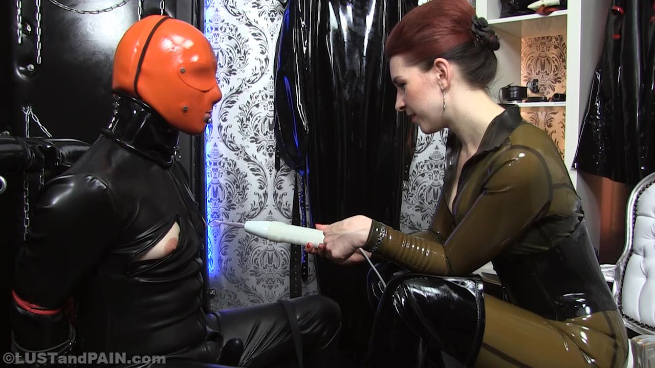 Lady Destiny Van Dawn In Scene: Lust And Rubber Part 3 - LUST AND PAIN - HD/720p/MP4