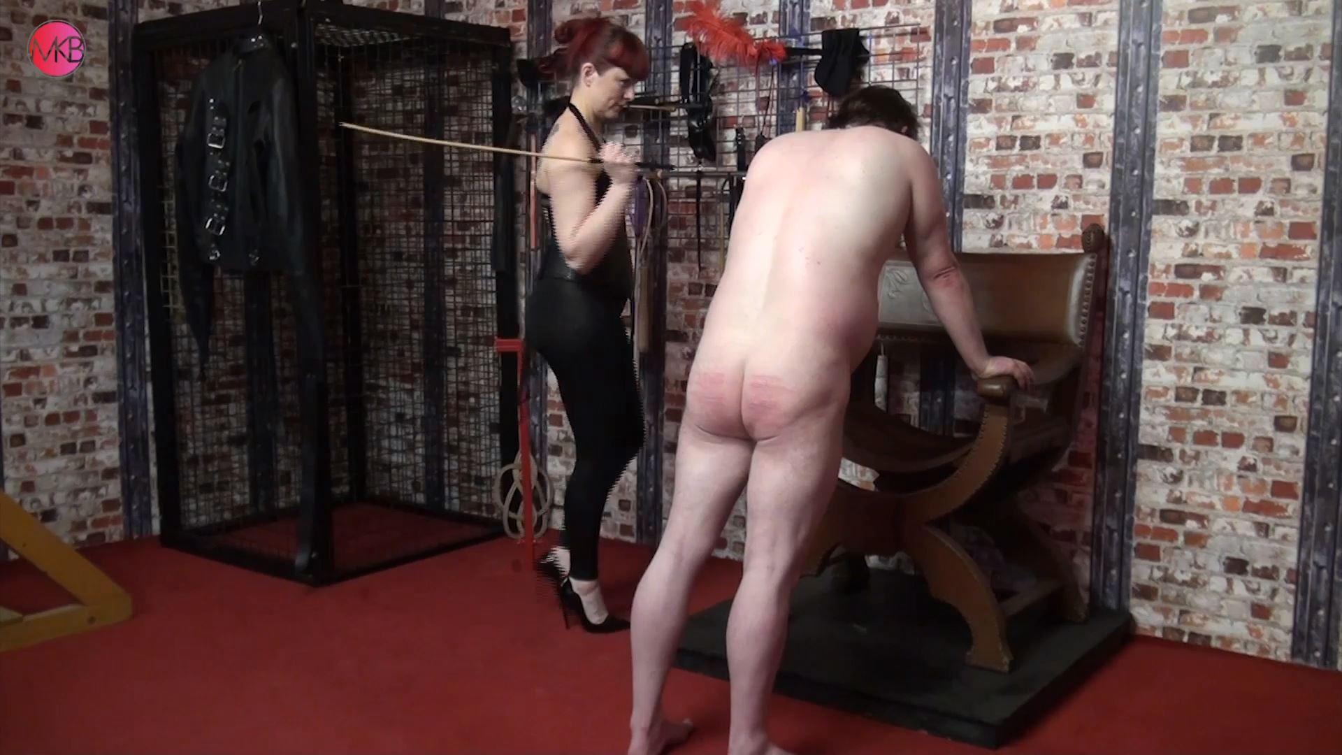 Stern Punishment - MISS KITTY BLISS - FULL HD/1080p/MP4