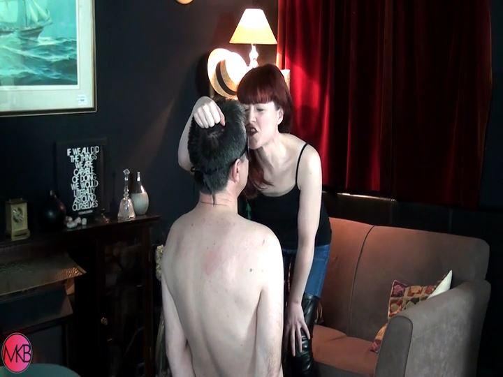 Butt Pervert - MISS KITTY BLISS - SD/540p/MP4