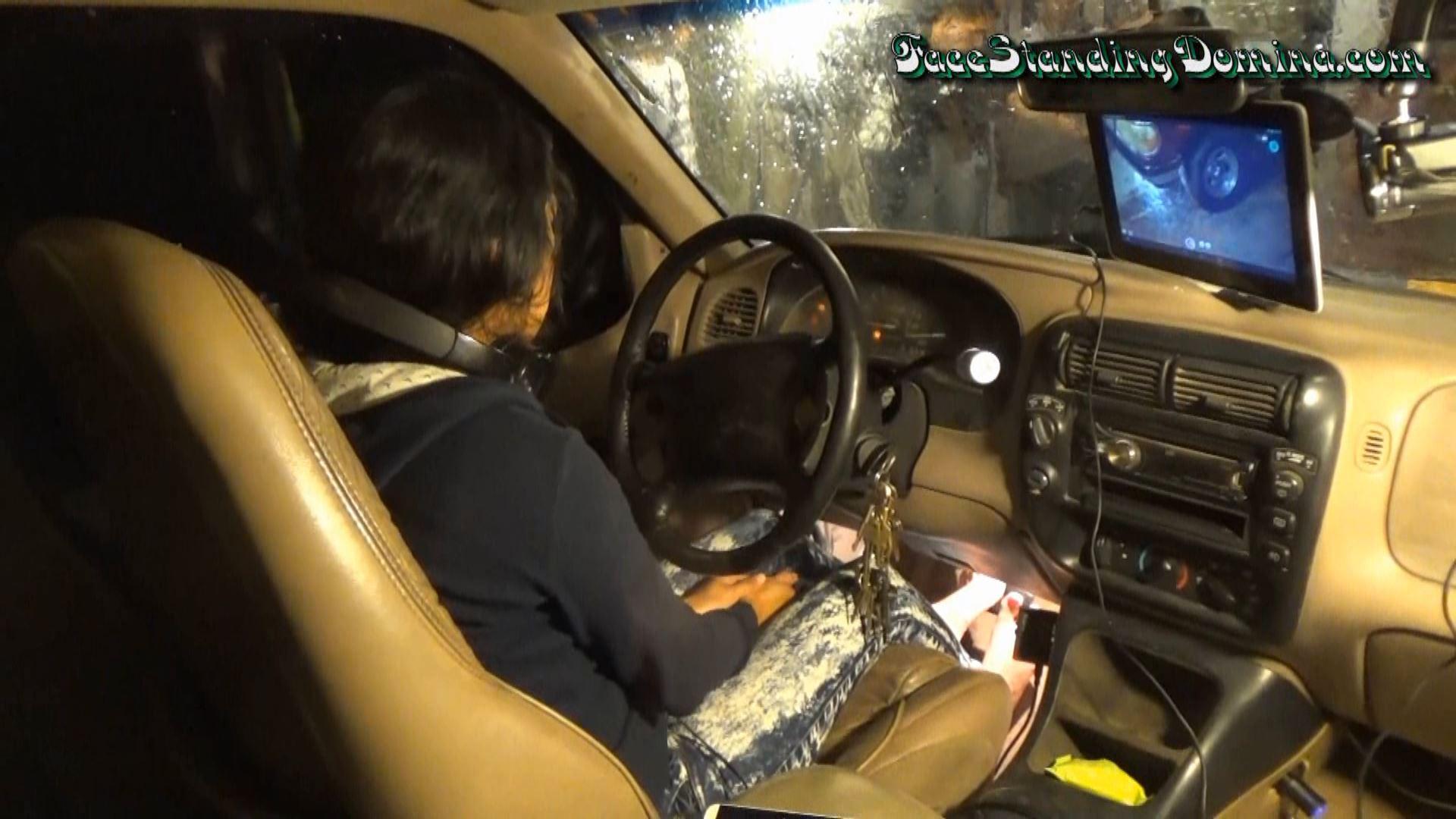 Anita wheeling on his Hand from the Inside - SCAT-PRINCESS - FULL HD/1080p/WMV