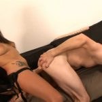 Kinky female fucks a guy deep in his ass p – STRAPON SLAVES – HD/720p/MP4