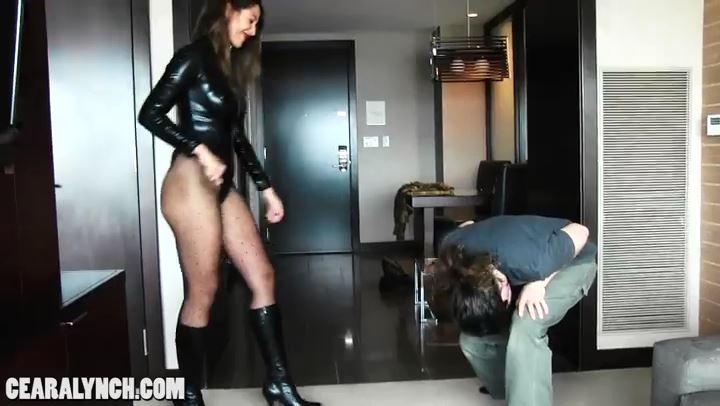 Princess Ceara In Scene: Sadistic Ball Busting - CEARALYNCH - SD/406p/MP4