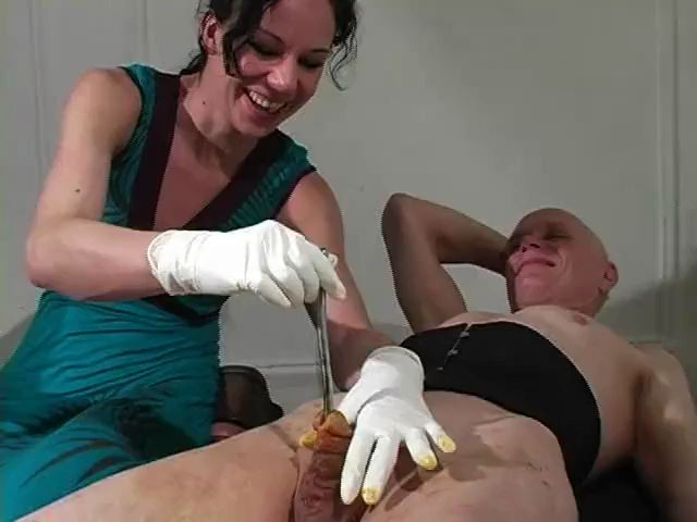 Stretched and Fucked Cock Hole I: Open Wide - MISTRESS TRISH - SD/480p/MP4
