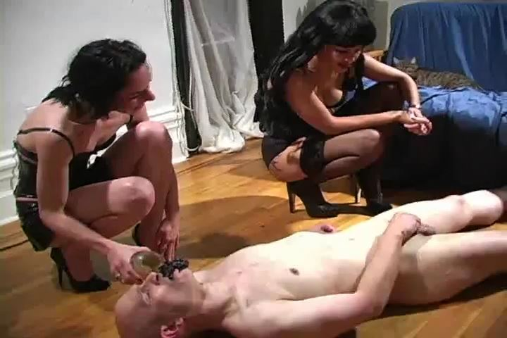 Used, Humiliated, and Broken II: Amused by the Little Limp Dick - MISTRESS TRISH - SD/480p/MP4