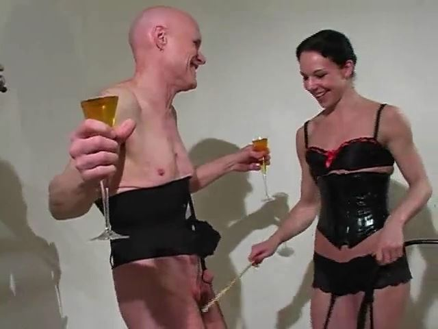 Cock and Ball Brutality - MISTRESS TRISH - SD/480p/MP4