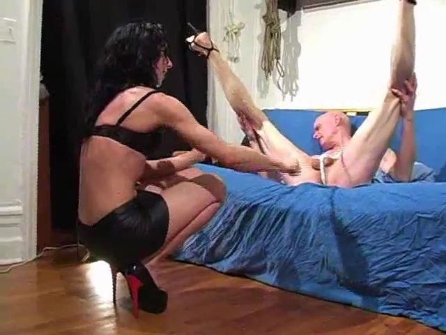 Constant Caning - MISTRESS TRISH - SD/480p/MP4