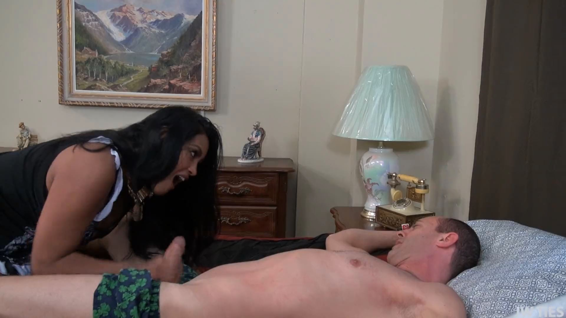 Mischevious Maid Maxine - TICKLED AND ABUSED MALE - FULL HD/1080p/MP4