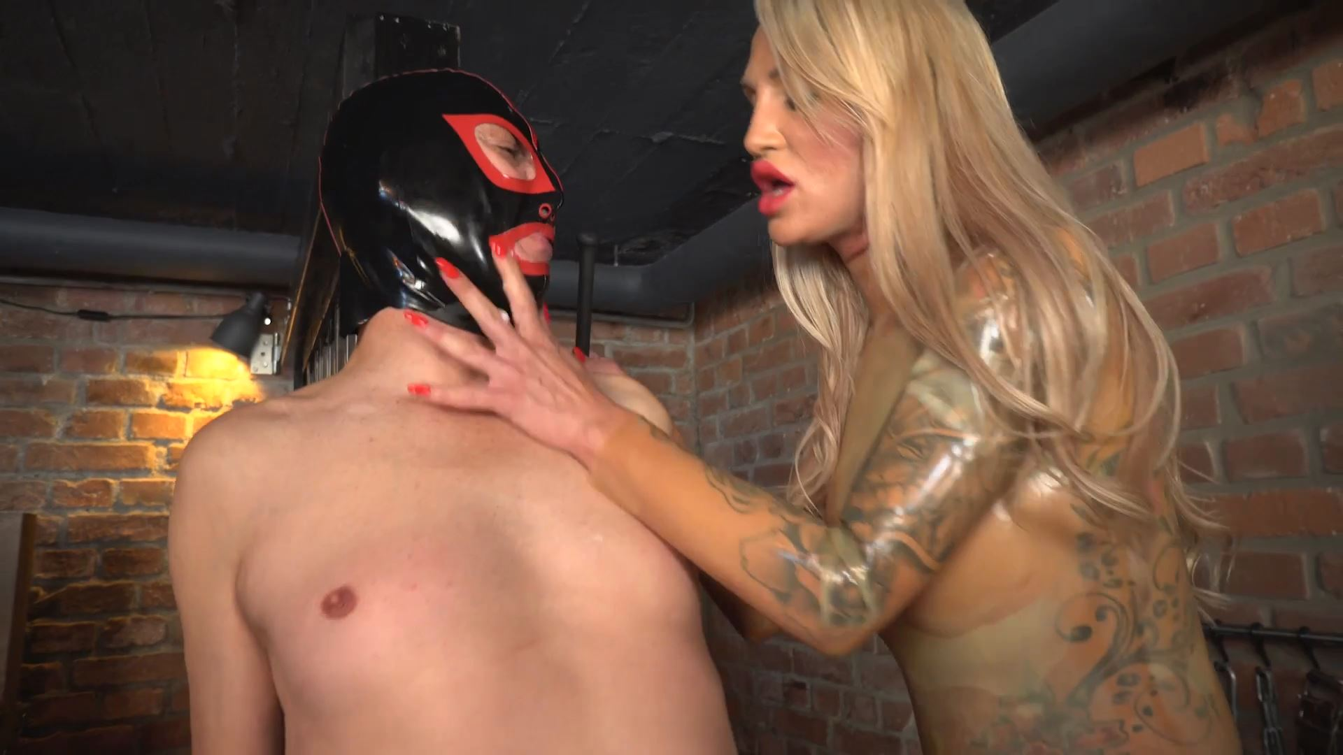 Sex Tourist caught and punished in my dungeon - CALEA TOXIC - FULL HD/1080p/MP4