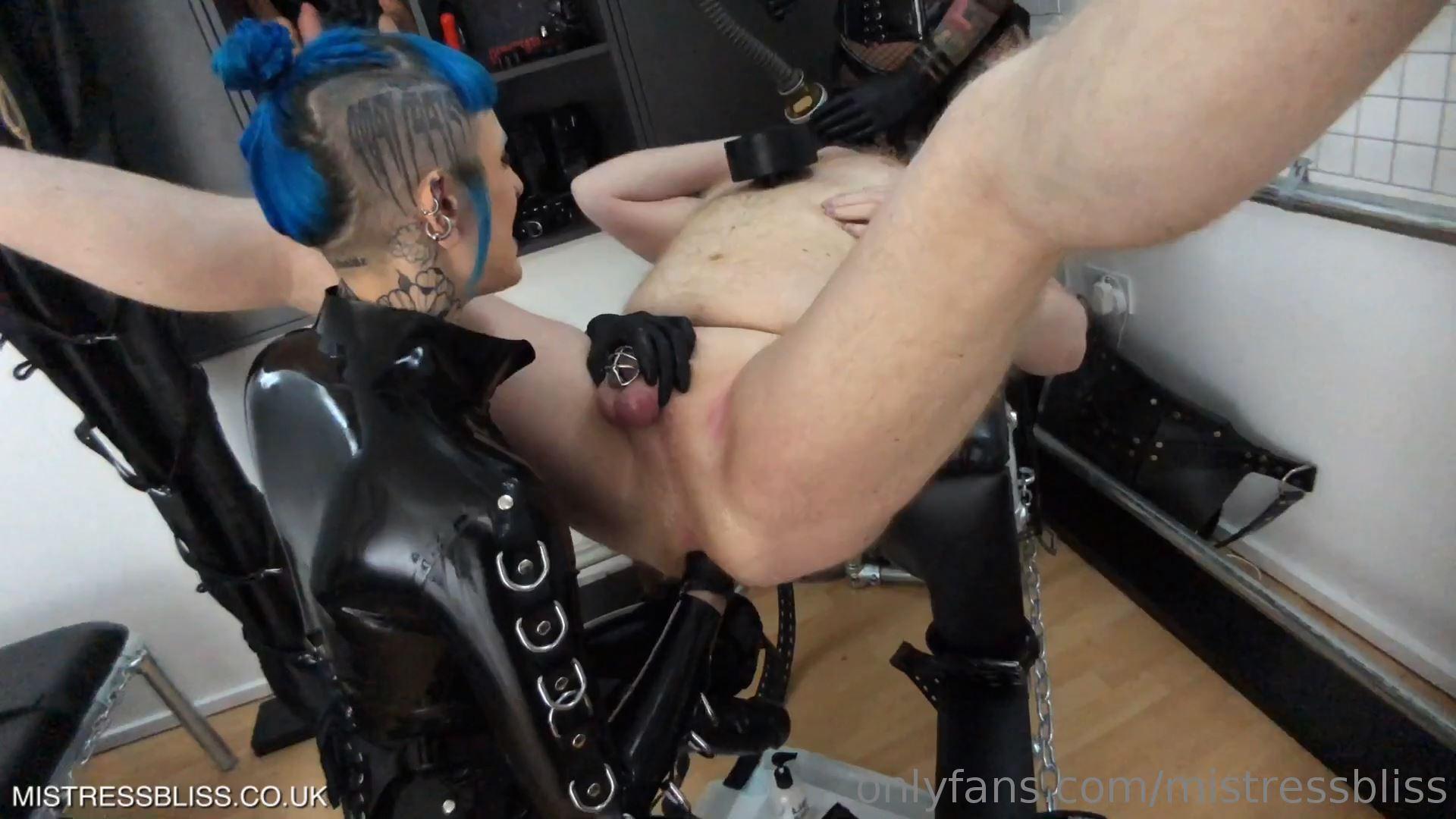 Fuck Fest with Mistress Damazonia - MISTRESS BLISS FEMDOM - FULL HD/1080p/MP4