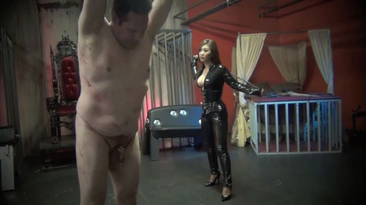 Queen Darla In Scene: BULLWHIPPED FOR AN ETERNITY - ASIAN CRUELTY - SD/404p/MP4